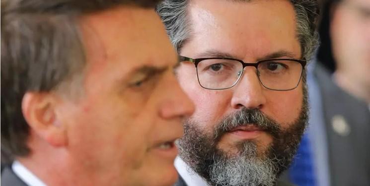 وزرای خارجه و دفاع برزیل استعفا کردند
