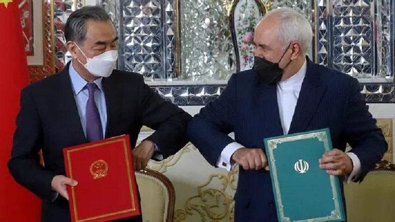 برنامه همکاری ۲۵ ساله ایران و چین به روایت ظریف