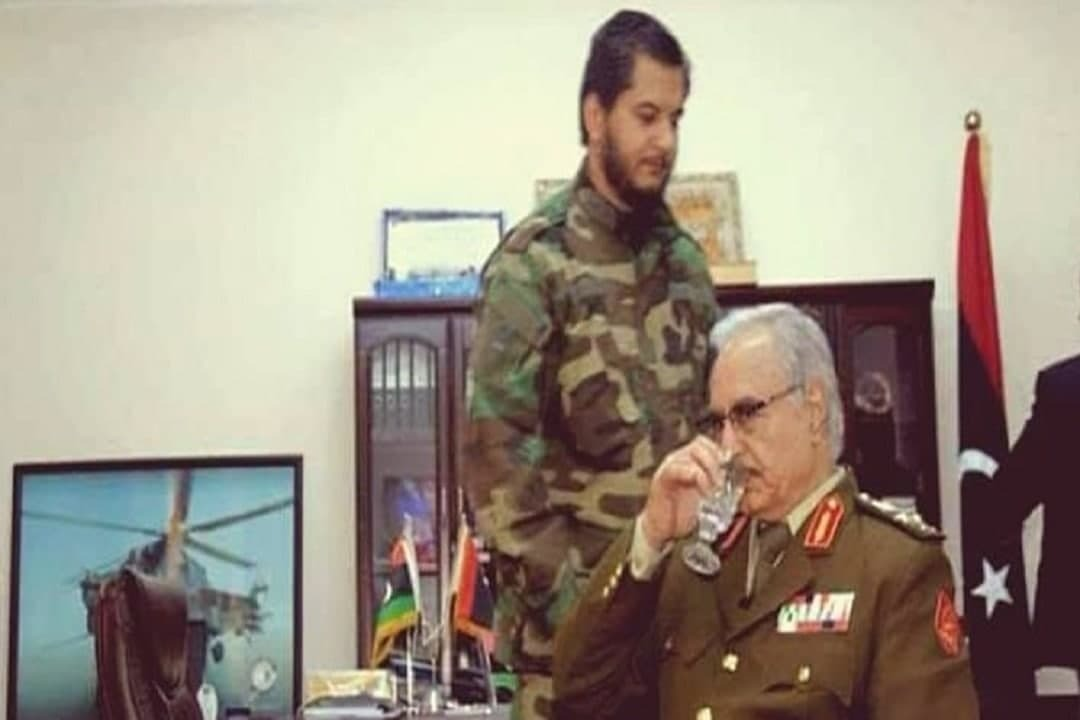 حمایت اسرائیل از نامزدی پسر حفتر در انتخابات لیبی