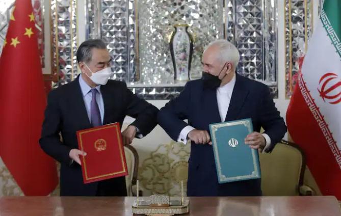 تحلیل واشنگتن پست از شراکت چین و ایران