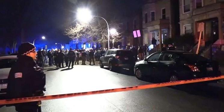 ۴ کشته در دو حادثه تیراندازی در مریلند آمریکا