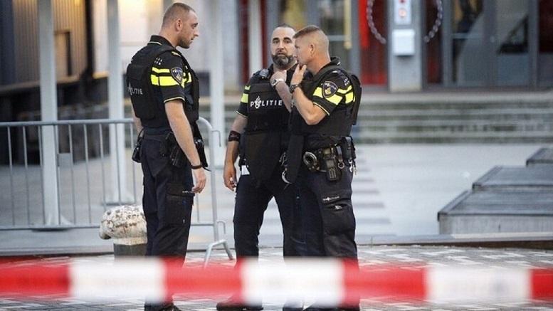 یک افراطی مسجدی را در هلند آتش زد