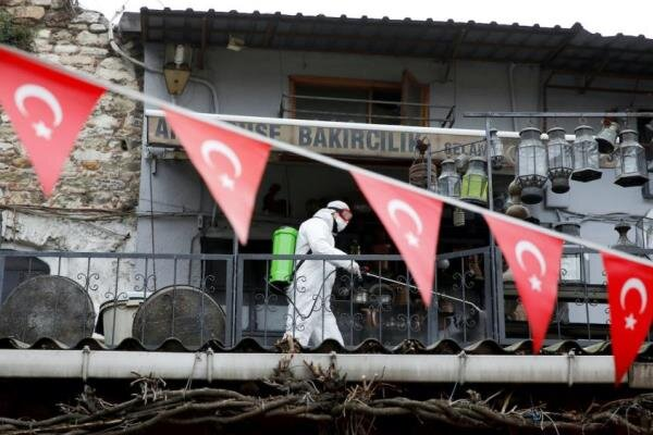 مقام درمانی ترک: احتمال ظهور کرونای ترکیهای وجود دارد