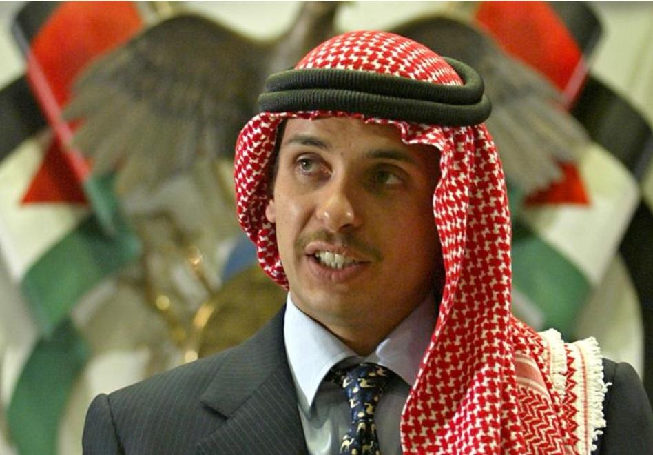 اردن پوشش خبری شاهزاده حمزه را ممنوع کرد
