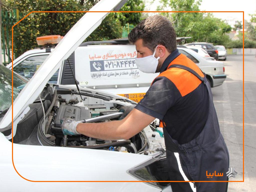 تمديد طرح «خدمات خودرو در محل» امدادخودروسايپا تا اطلاع ثانوی