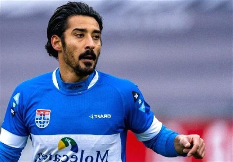 قوچان نژاد در لیگ اردویژه هلند مشتری پیدا کرد