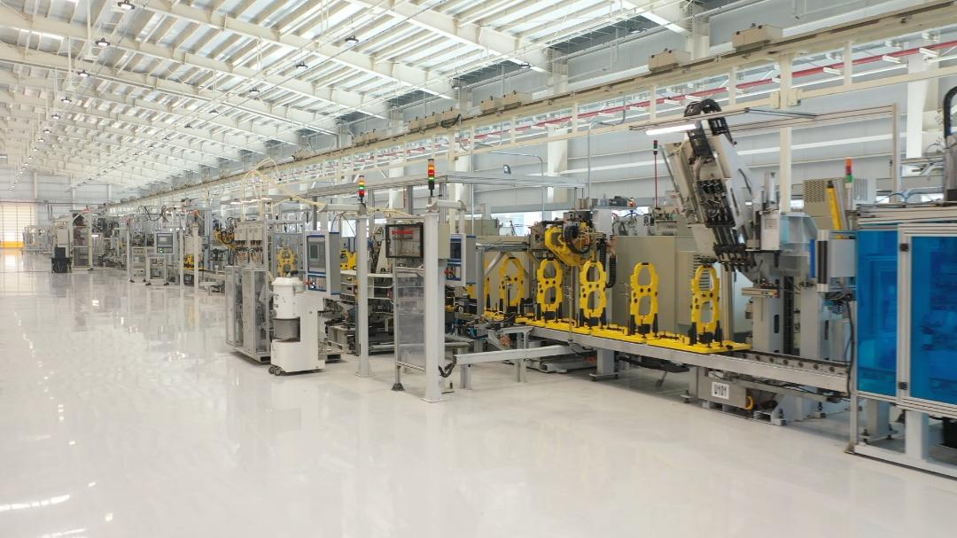 بزرگترین کارخانه تولید موتورهای پرقدرت و کم مصرف در آستانه افتتاح