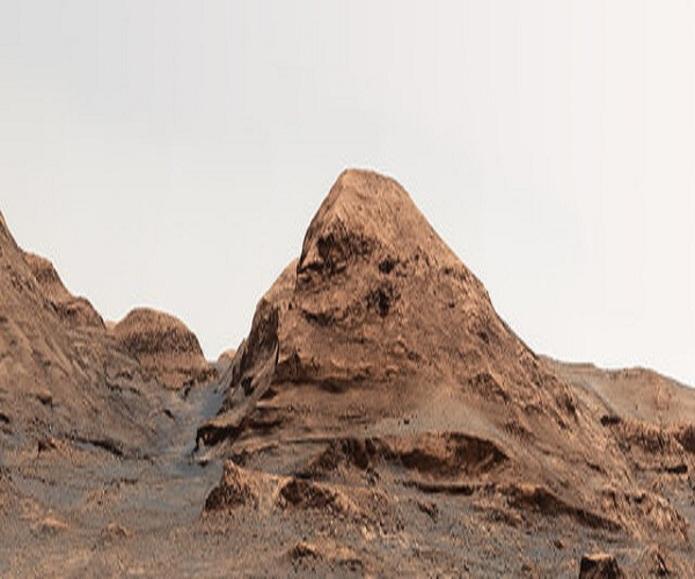 کشف راز اشکال تار عنکبوتی در مریخ