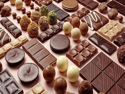 طرز تهیه شکلات تختهای