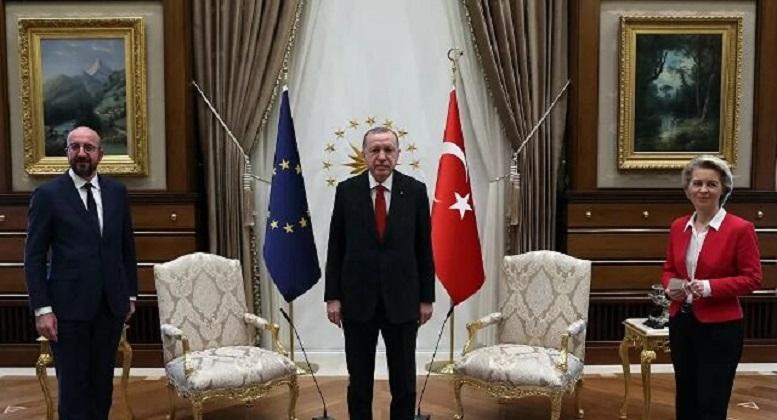 تأکید اردوغان بر عزم ترکیه برای پیوستن به اتحادیه اروپا