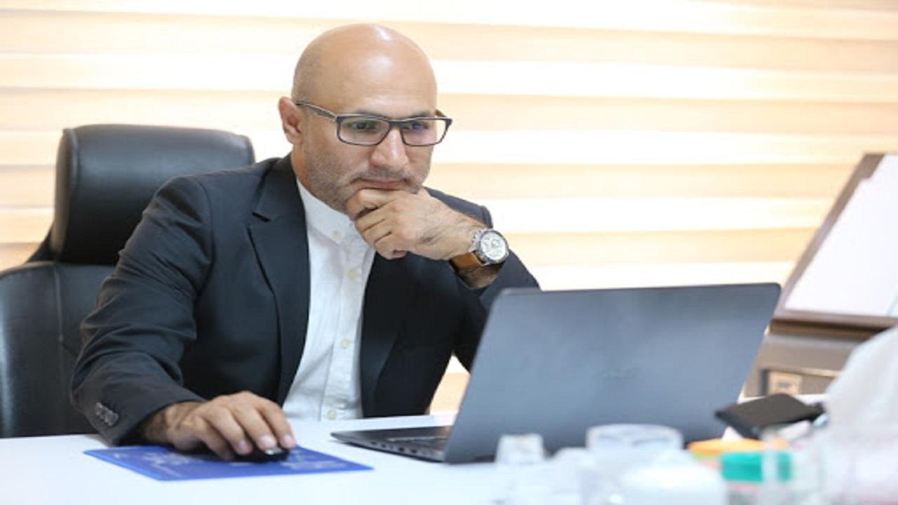 خزانه دار فدراسیون فوتبال عزل شد