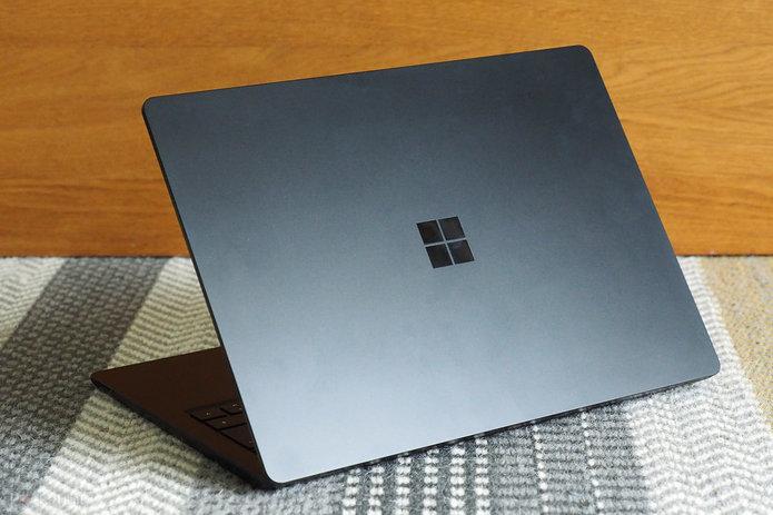 مایکروسافت سرفیس لپتاپ ۴ بهزودی معرفی میشود