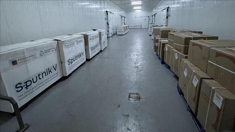 لیبی ۱۰۰ هزار دوز واکسن روسی اسپوتنیک وی وارد کرد