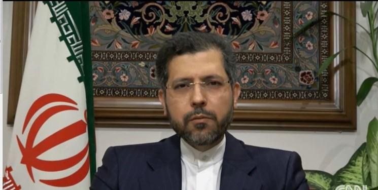 خطیبزاده: نیازی به مذاکره با آمریکا نیست