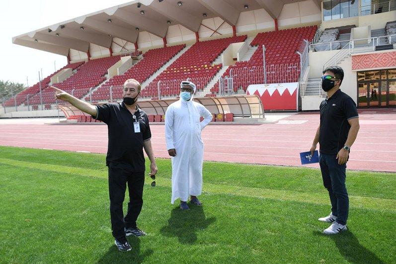 AFC ورزشگاههای بحرین برای میزبانی از ایران را تایید کرد