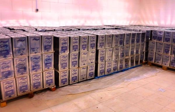 احتکار۶ تن روغن خوراکی در بازار تهران