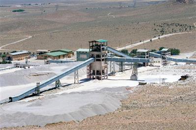 پشتیبانی فولاد مباركه در تامین مواد اولیه صنعت فولاد/ تثبیت جایگاه بزرگترین آهك ساز خاورمیانه توسط فولاد سنگ