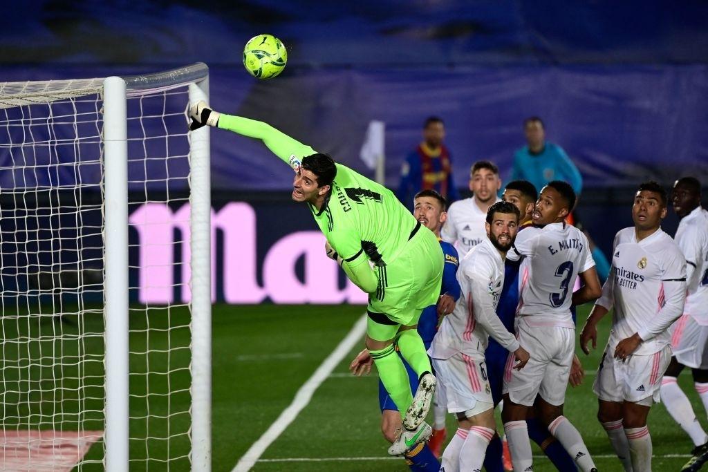 رئال مادرید ۲ بارسلونا یک | آسمان برای آخرین ال کلاسیکوی مسی گریست؟