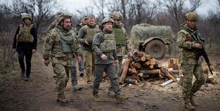 هشدار وزیر دفاع اوکراین درباره تحرکات مرزی روسیه