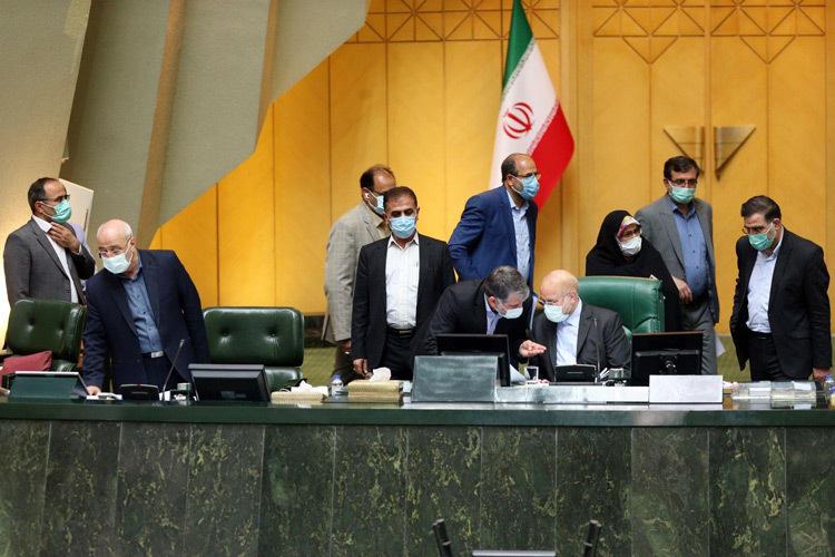 شکایت مجلس از روحانی به قوه قضائیه