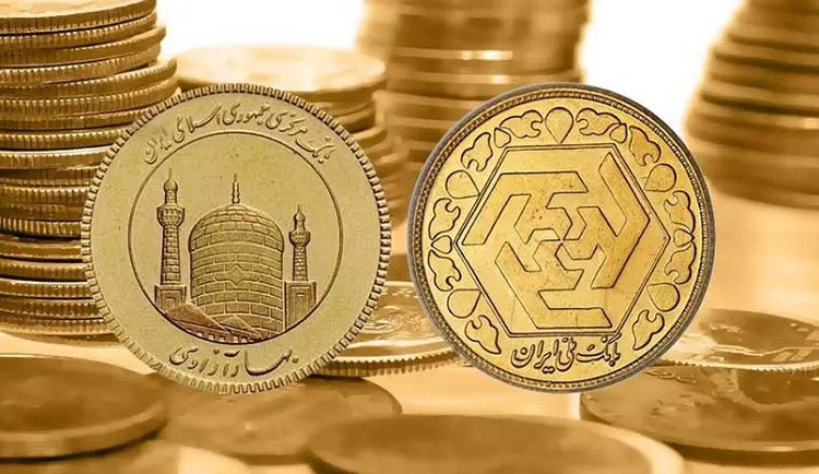 قیمت انواع سکه و طلا در روز یکشنبه ۲۲ فروردین ۱۴۰۰