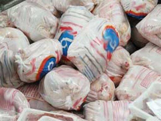 رفع بحران بازار مرغ با توزیع گسترده