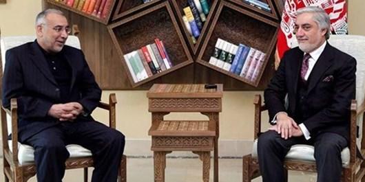 گفتوگوی نماینده ظریف با عبدالله عبدالله