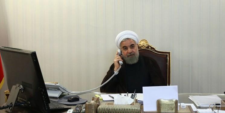 روحانی: نظامیگری در منطقه مشکلی را حل نمیکند