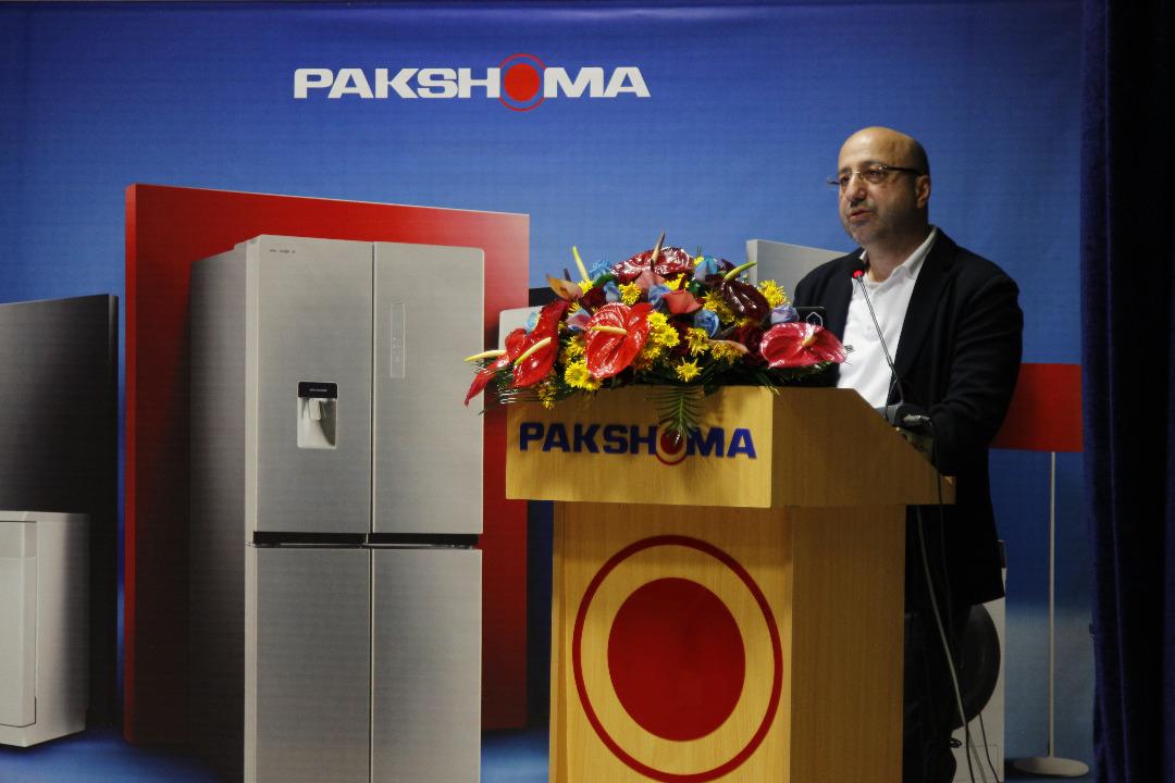 پاکشوما تا ۱۴۰۲ بزرگترین تولیدکننده لوازم خانگی خاورمیانه