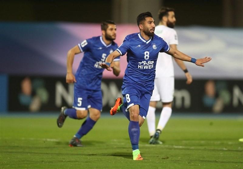 الاهلی عربستان ۲ - استقلال ایران ۵ | تقدیم به تیم پادشاهی سعودی