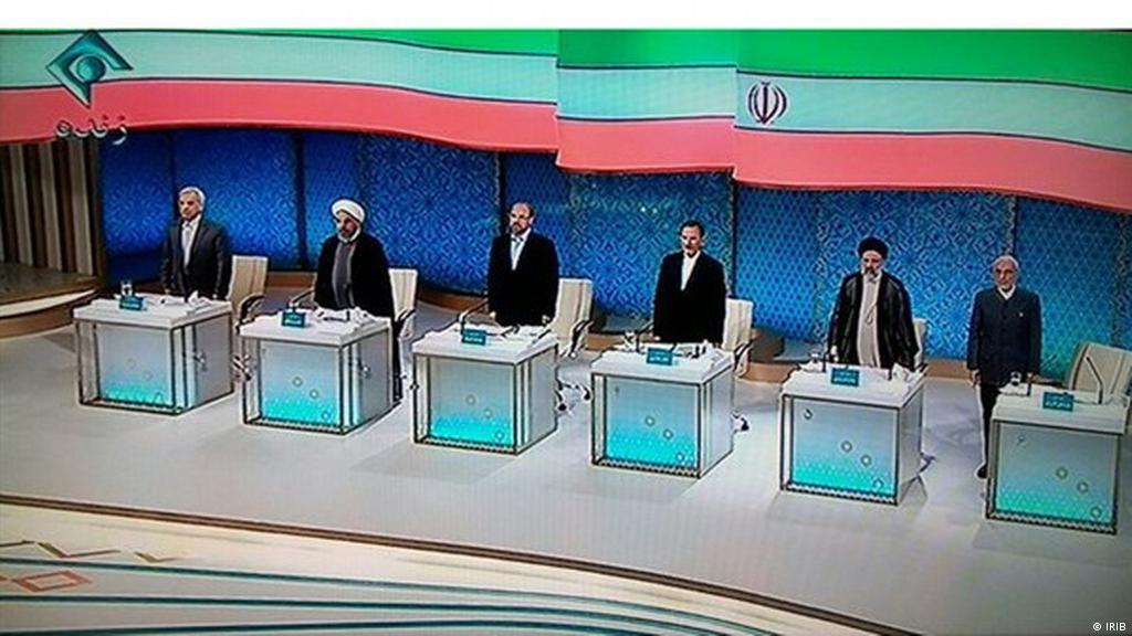 آمادگی تلویزیون برای مناظره نامزدهای ریاستجمهوری