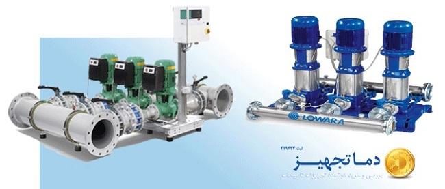چرا بوستر پمپ بهترین راه حل رفع نوسان فشار آب است؟