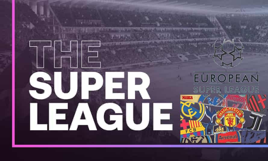 زلزله در فوتبال دنیا با تشکیل سوپرلیگ اروپا: ۱۲غول ناگهان از لیگ قهرمانان خارج شدند