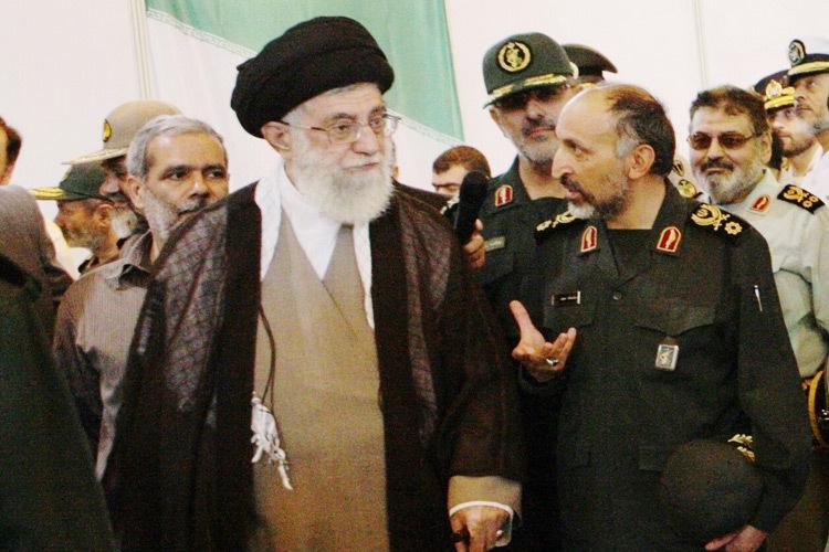 پیام رهبر انقلاب در پی درگذشت سردار حجازی