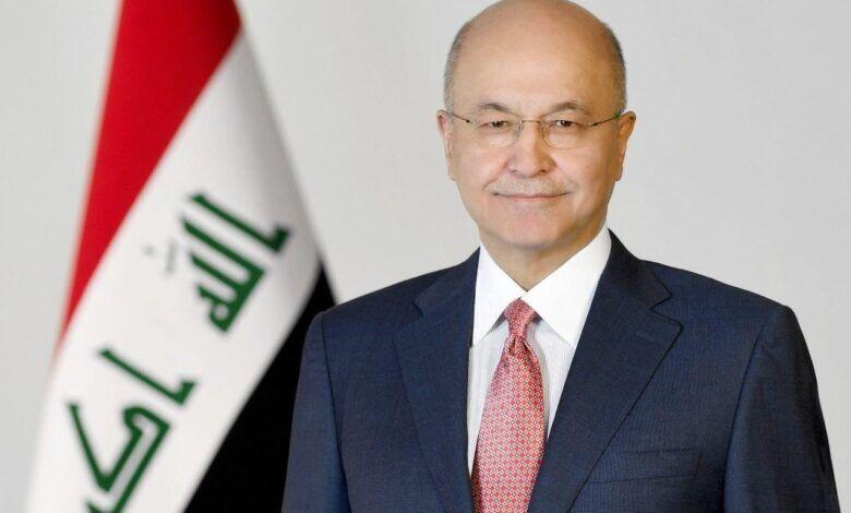 رییسجمهور عراق با دبیرکل سازمان ملل گفتوگو کرد