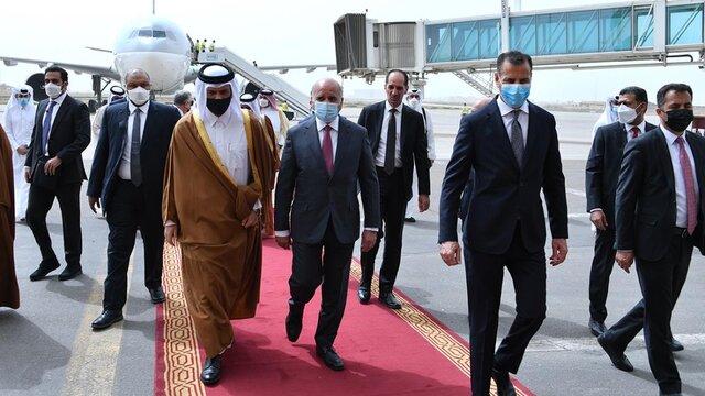 درخواست افغانستان برای آب در برابر نفت/ تهدید به قتل گزارشگر ویژه سازمان ملل از سوی عربستان/ درخواست عراق برای گفتگوی استراتژیک با آمریکا/ گفتگوی سهجانبه مصر، اردن و عراق/ دیدار وزیر خارجه قطر با رئیس جمهور عراق