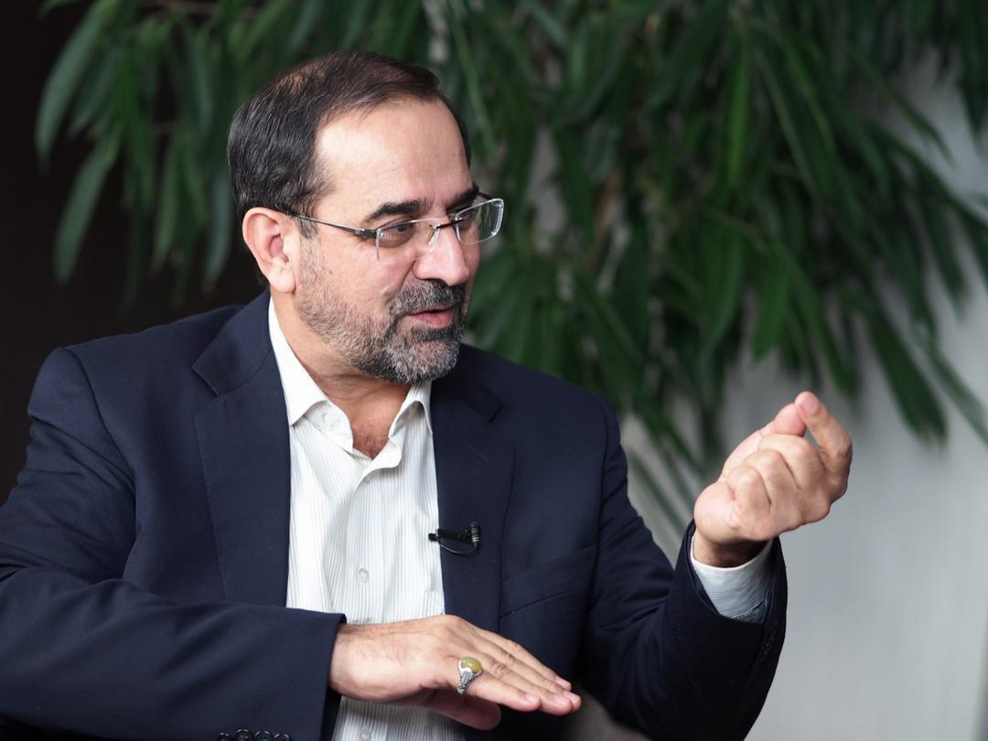 اعلام کاندیداتوری محمد عباسی - تابناک | TABNAK