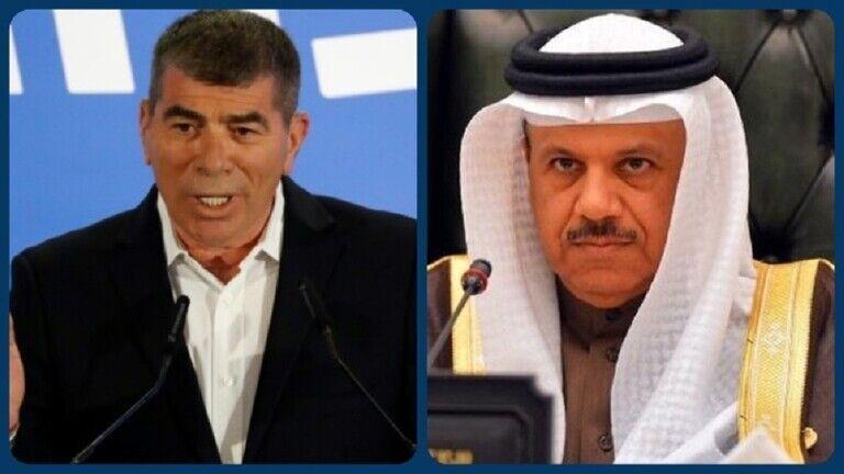 تماس وزیر خارجه بحرین با همتای صهیونیست خود