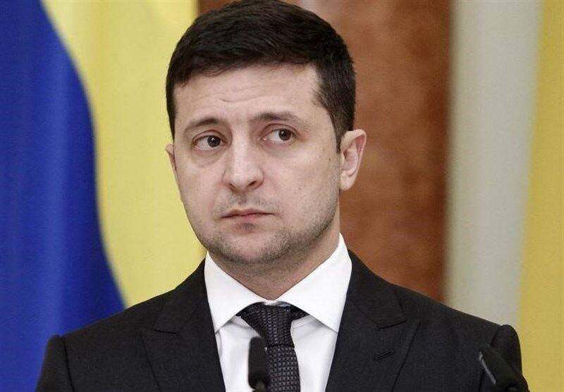 پیشنهاد رییس جمهوری اوکراین برای دیدار با پوتین