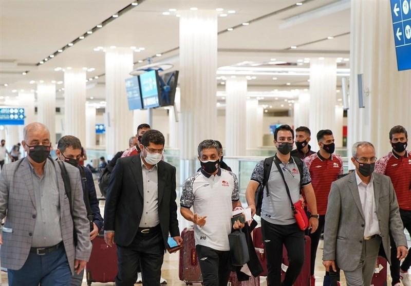 مدیرعامل تراکتور، قرنطینه تیم را ترک کرد و به دبی رفت!