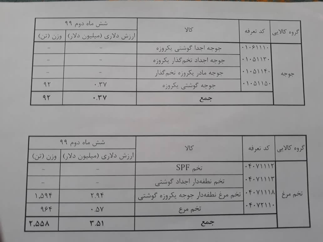 آدرس دهی غلط وزارت جهاد کشاورزی برای سیگنال گرانی دوباره مرغ/ نهادهای نظارتی ورود کنند
