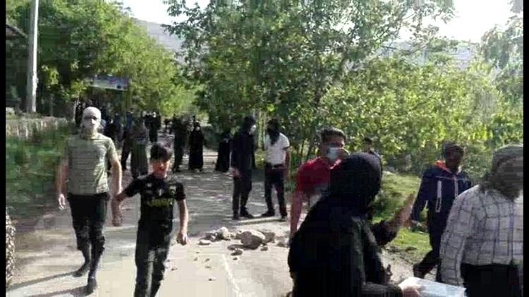 دستگیری عاملان انتشار فیلم درگیری «کهمان»