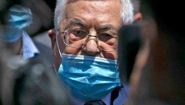 پیام تسلیت محمود عباس به رژیم صهیونیستی