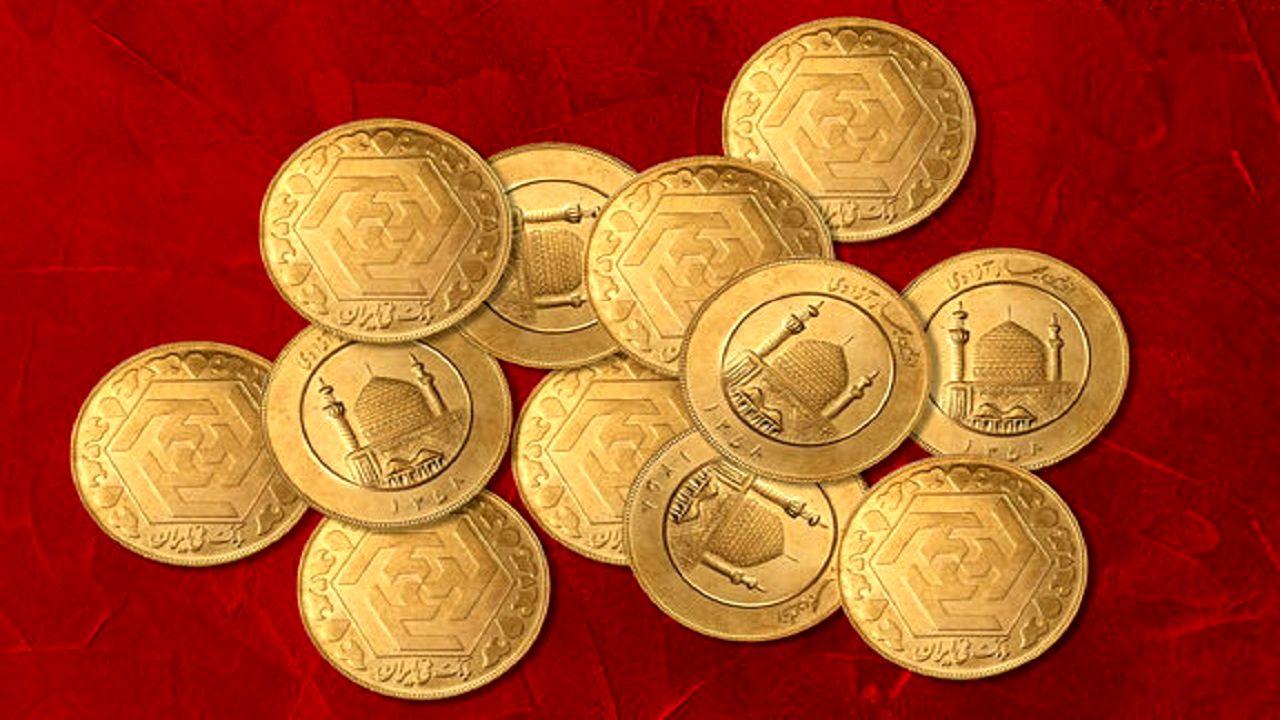 قیمت سکه و طلا در روز یکشنبه ۱۲ اردیبهشت