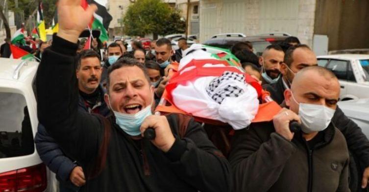 شهادت یک زن فلسطینی در بیت لحم