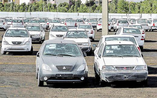 سیر نزولی قیمت خودرو در ۱۴ روز گذشته