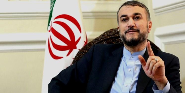ایران از مقاومت و مردم فلسطین حمایت میکند