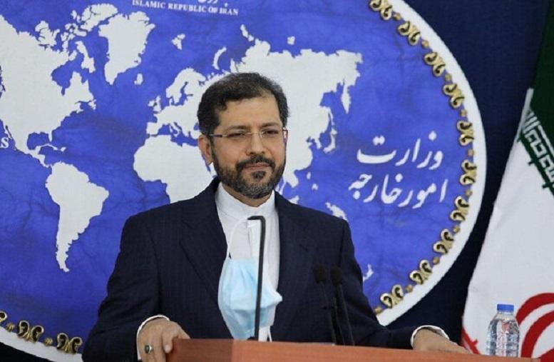واکنش خطیبزاده به برخی اخبار درباره تحریمهای آمریکا