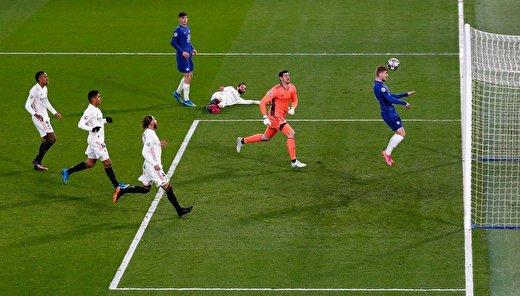 رئال مادرید در لندن لنگر انداخت/ صعود چلسی به فینال تمام انگلیسی اروپا
