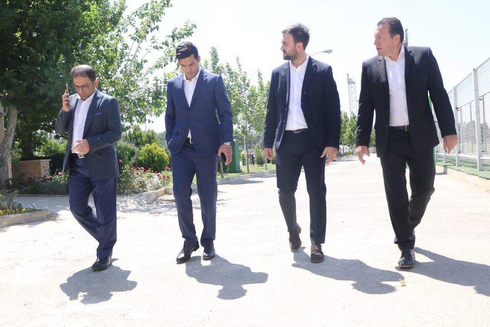 حکم ۳۵میلیاردی فیفا علیه ایران برای دو دستیار ویلموتس/ امضای تاج کل فوتبال را به تاراج برد